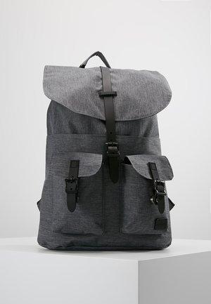 Ryggsäck - charcoal/black