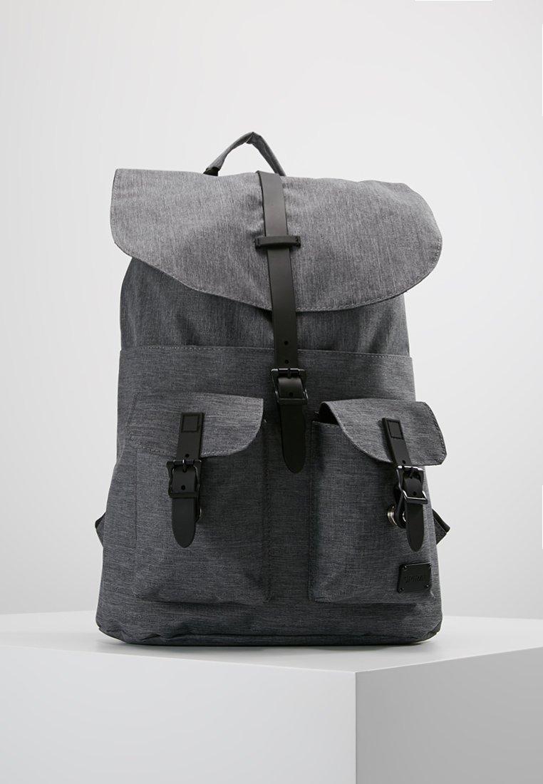 Spiral Bags - Batoh - charcoal/black