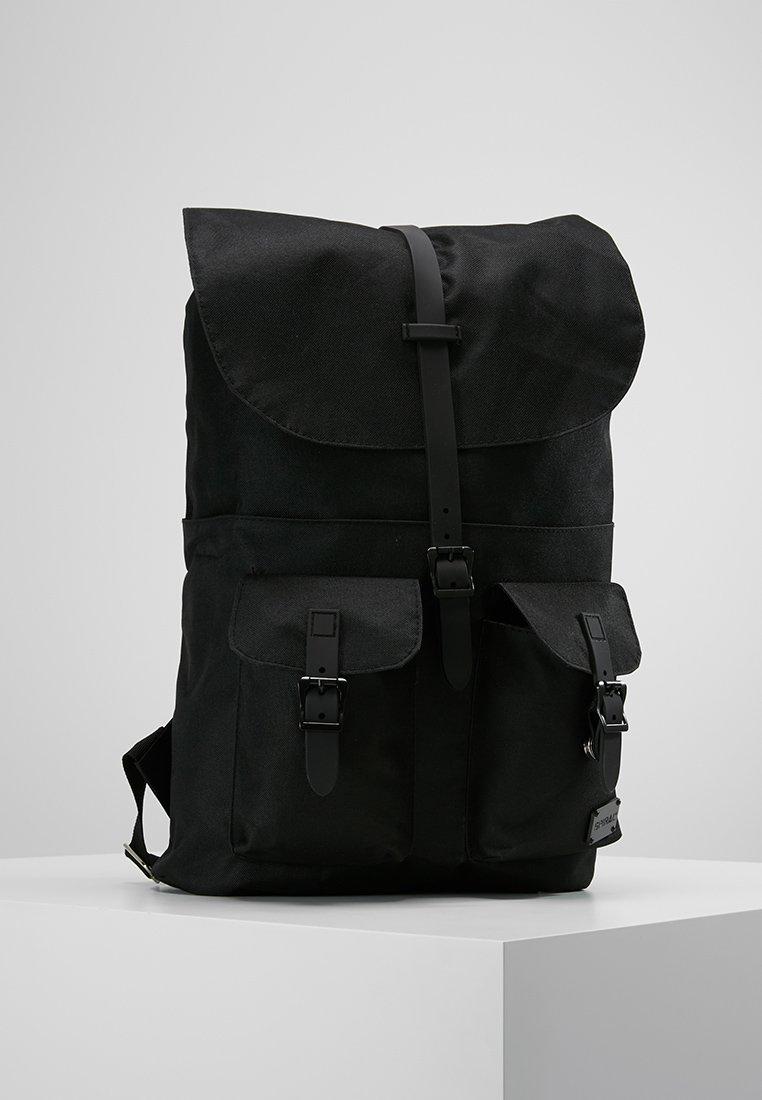 Spiral Bags - Rucksack - blackout