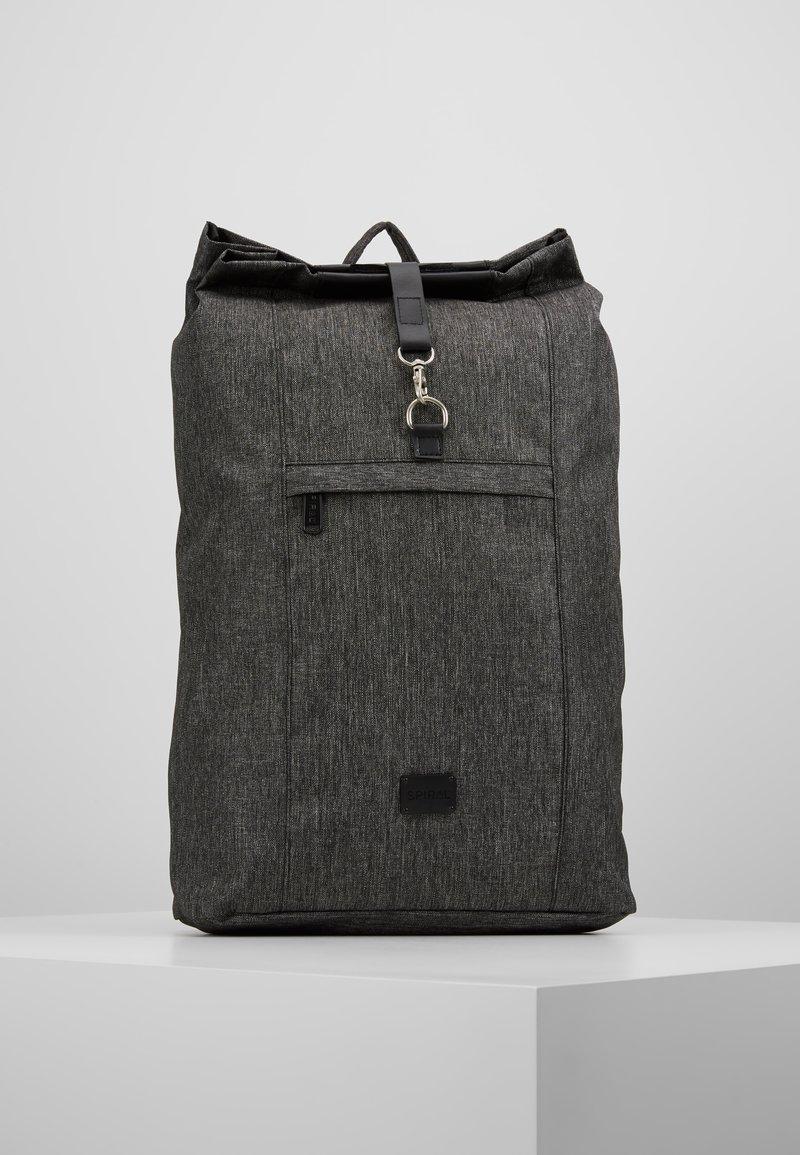 Spiral Bags - NORTH - Rygsække - charcoal black