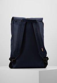 Spiral Bags - TRIBECA - Plecak - coated navy - 2