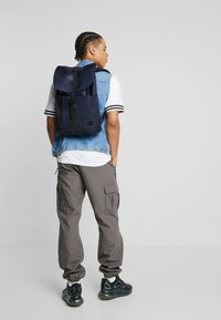 Spiral Bags - TRIBECA - Plecak - coated navy - 1