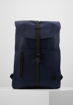 TRIBECA - Reppu - coated navy