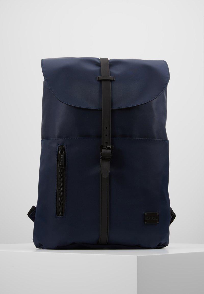Spiral Bags - TRIBECA - Plecak - coated navy