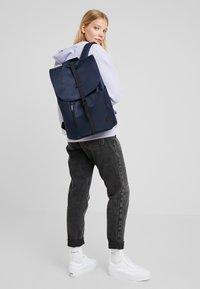 Spiral Bags - TRIBECA - Plecak - coated navy - 5