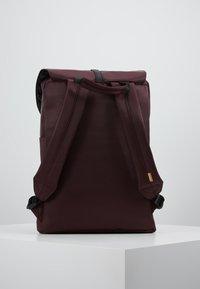 Spiral Bags - TRIBECA - Ryggsekk - burgundy - 2