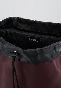 Spiral Bags - TRIBECA - Ryggsekk - burgundy - 4