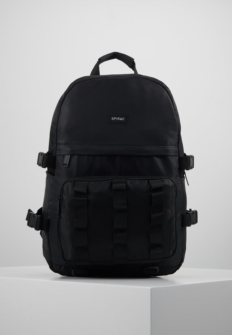 Spiral Bags - MILITARY - Rucksack - black