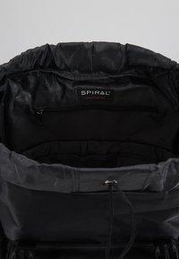 Spiral Bags - TRUCKER - Batoh - black - 4
