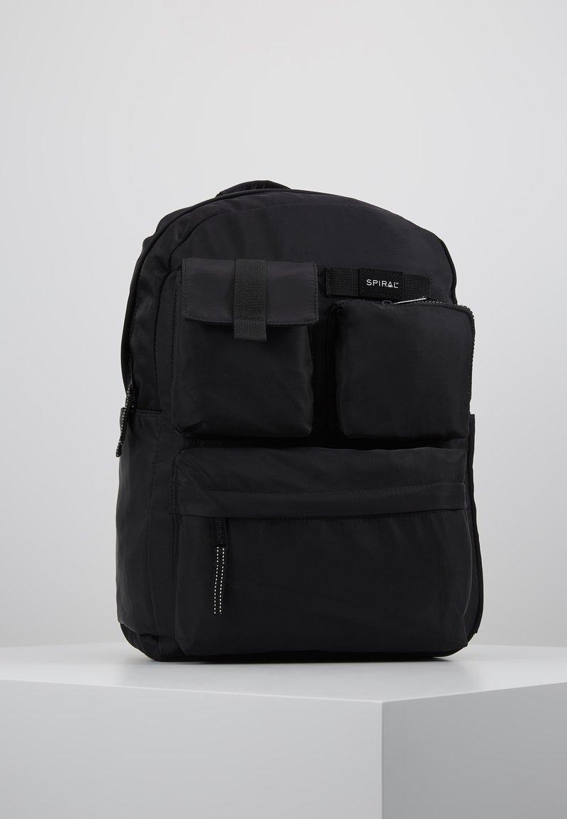 Spiral Bags - SUMMIT - Rucksack - black
