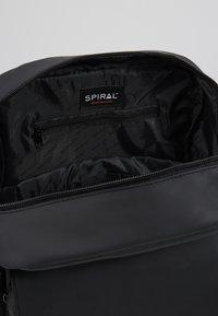 Spiral Bags - DAWSON BACKPACK - Rucksack - black - 4