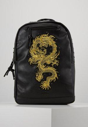 DRAGON LUXE - Tagesrucksack - black