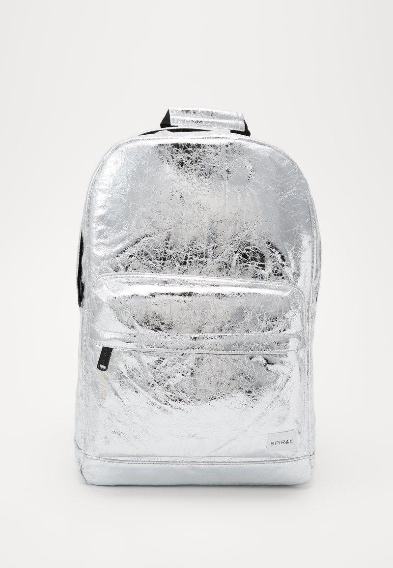 Spiral Bags - Rucksack - silver glaze