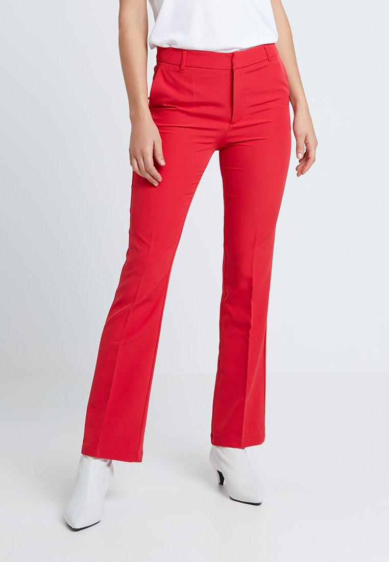Bik Bok - VILDA - Pantalon classique - red