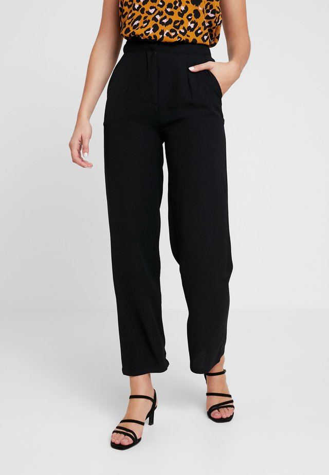 ELSA - Trousers - black