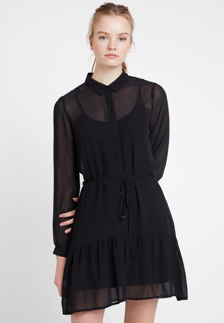 Bik Bok - MIAMI - Shirt dress - black