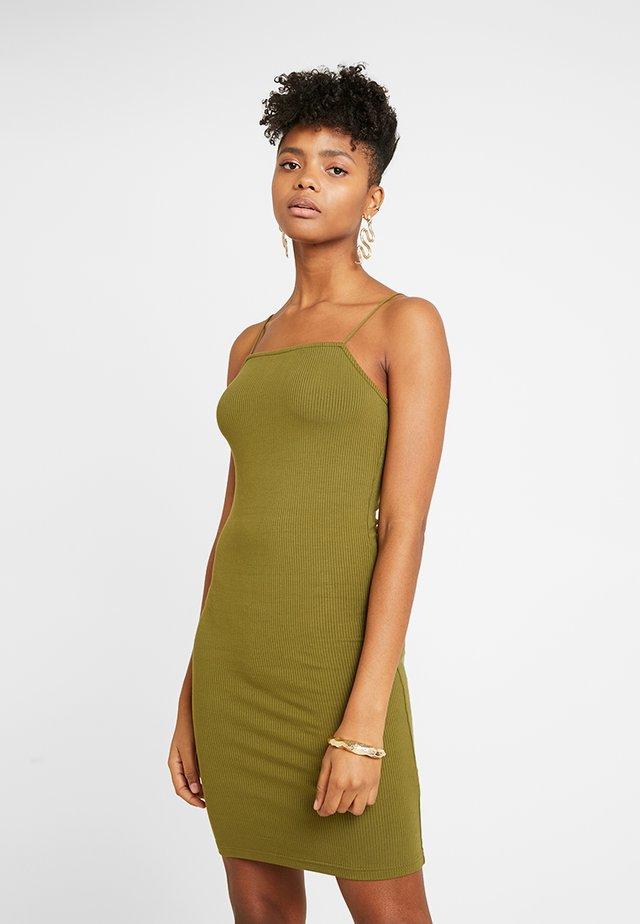 KENDALL NEW - Sukienka etui - birch