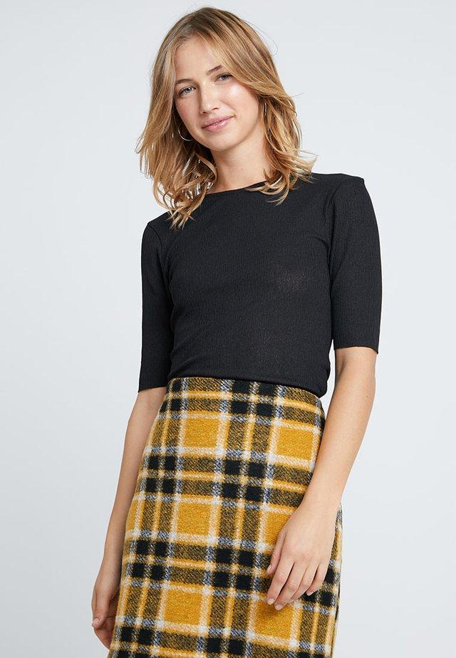 OLLI - T-Shirt basic - black
