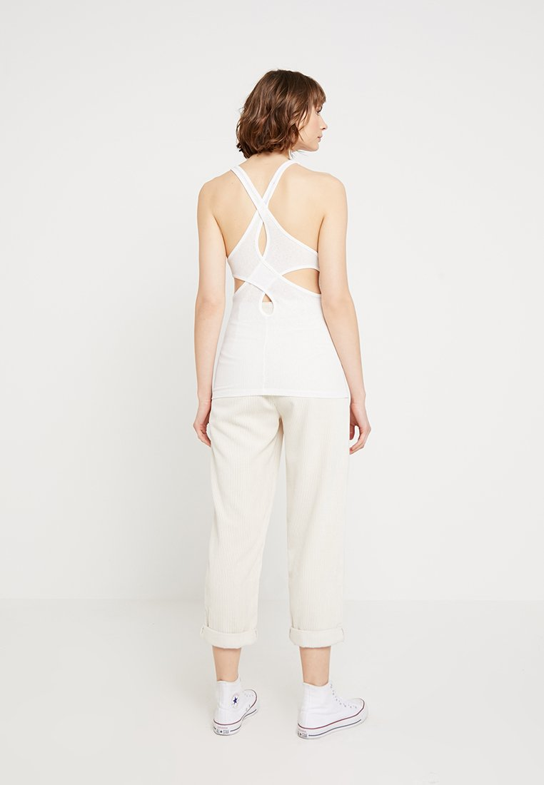 Bik Bok - KOLIBRI - Top - white