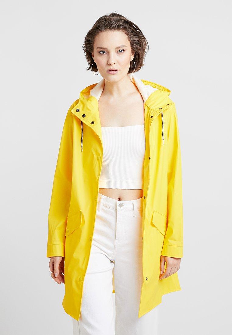 Bik Bok - BERGEN - Parka - yellow