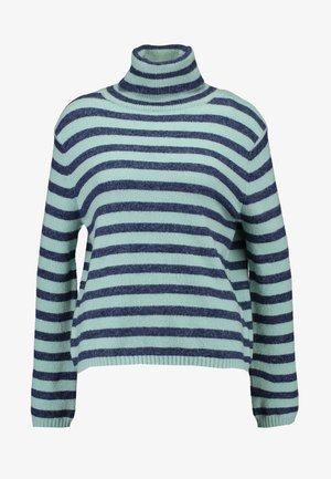 VILA - Sweter - dusty mint