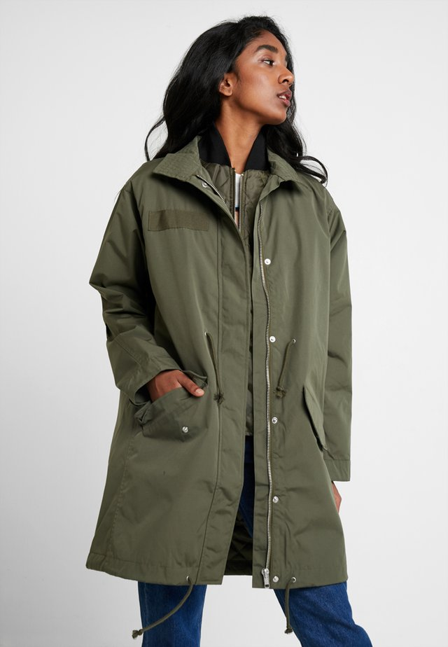 UTILITY KENT - Parka - hunter