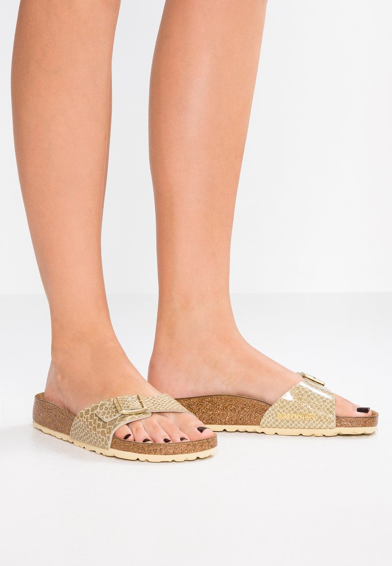 Birkenstock - MADRID - Slippers - gold