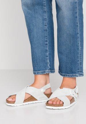 TULUM - Sandals - white