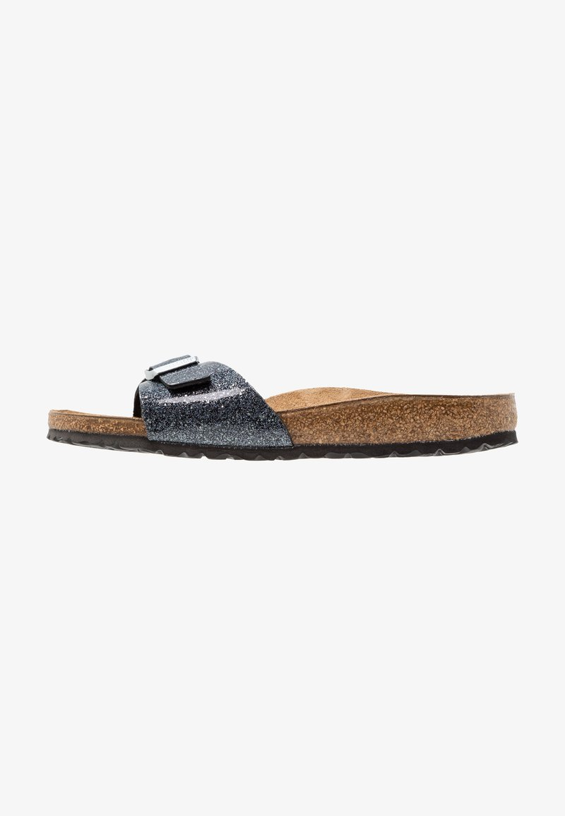 Birkenstock - MADRID - Slippers - cosmic sparkle anthracite