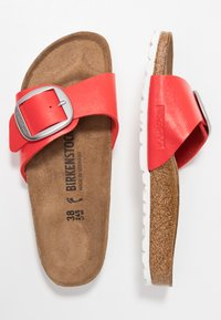 Birkenstock - MADRID - Pantuflas - graceful hibiscus - 1