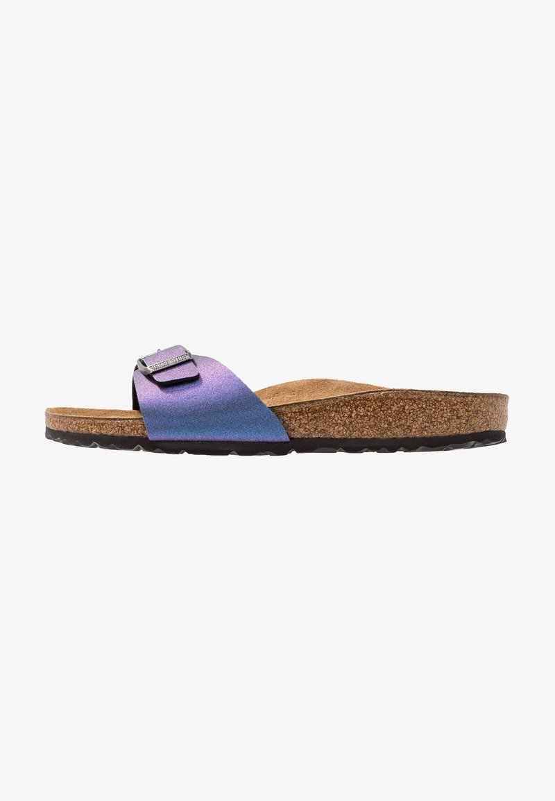 Birkenstock Metallic Birkenstock Metallic MadridChaussons Icy Violet MadridChaussons Icy l3TK1JFc
