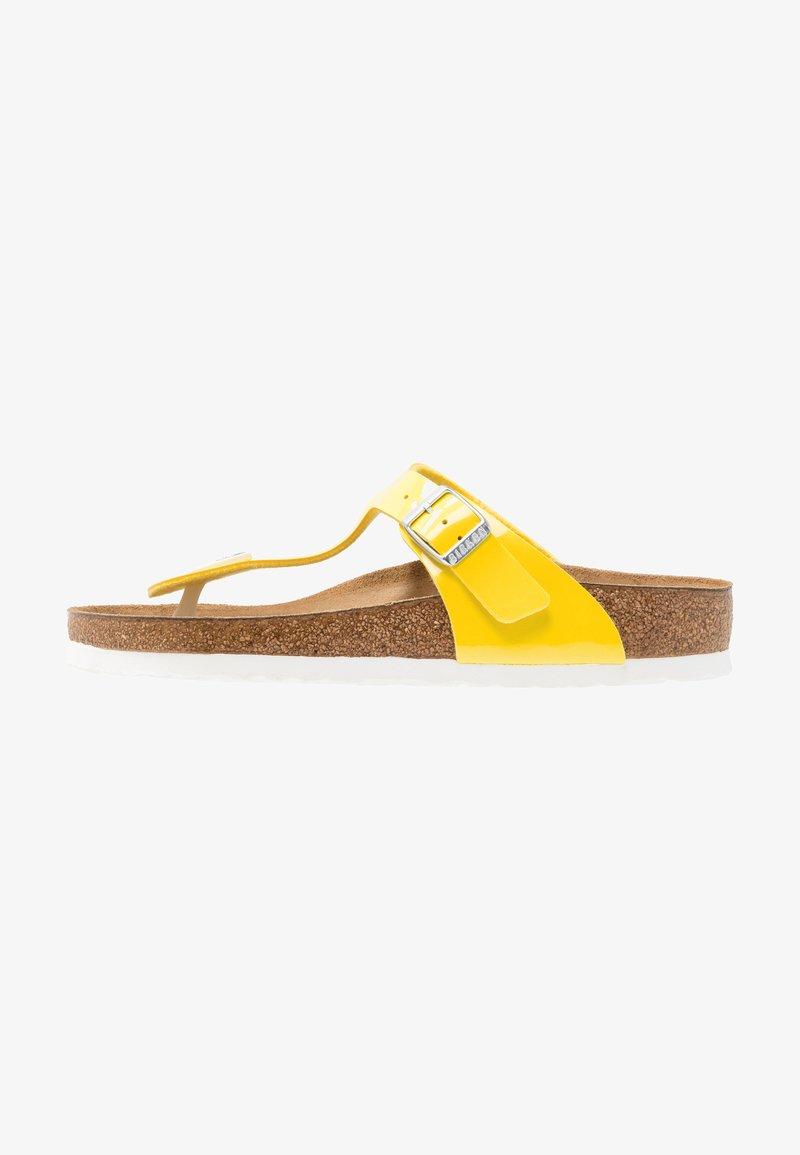 Birkenstock - GIZEH - T-bar sandals - sun