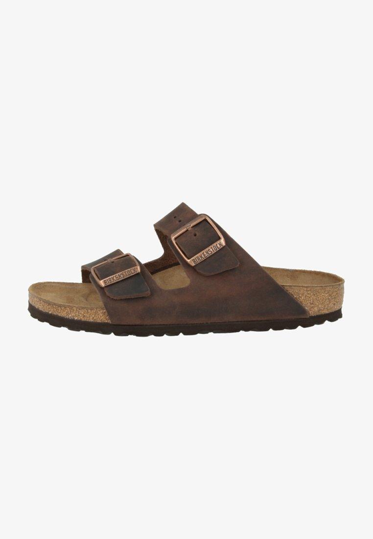Birkenstock - ARIZONA  - Slippers - brown