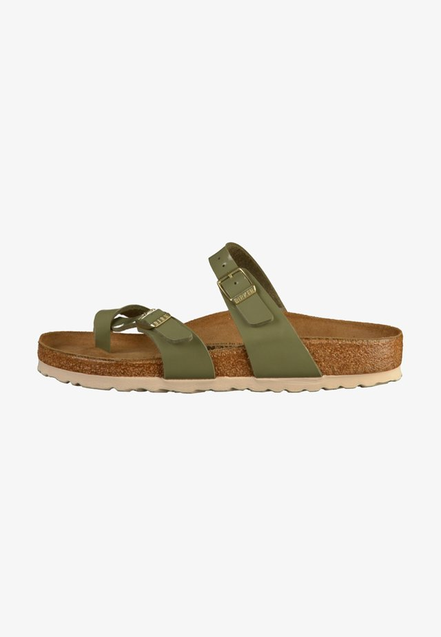 MAYARI - Sandals - khaki