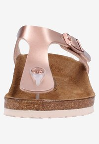 Birkenstock - Mules - electric metallic copper - 5