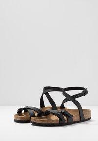 Birkenstock - BLANCA - Sandals - black - 4