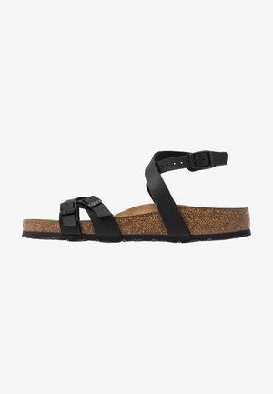 BLANCA - Sandalen - black