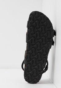 Birkenstock - BLANCA - Sandals - black - 6