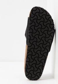 Birkenstock - TEMA - Pantofle - black - 6