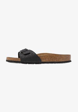 MADRID - Pantofole - black