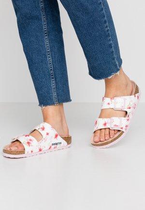 ARIZONA - Pantofole - blossom white