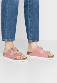 Birkenstock - ARIZONA - Tøfler - old rose - 0