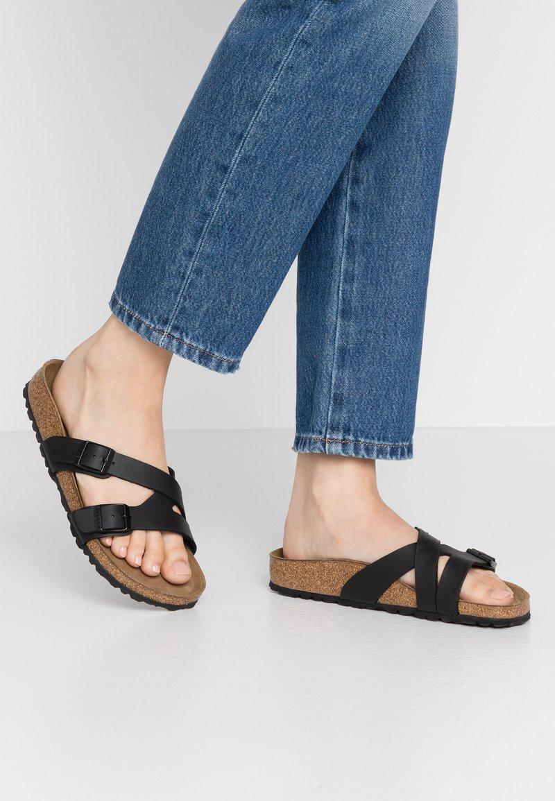 Birkenstock - YAO - Slippers - black