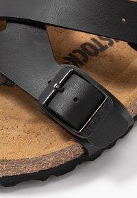 Birkenstock - YAO - Pantoffels - black - 2