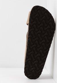 Birkenstock - TULUM - Sandals - taupe - 6