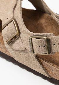 Birkenstock - TULUM - Sandals - taupe - 2