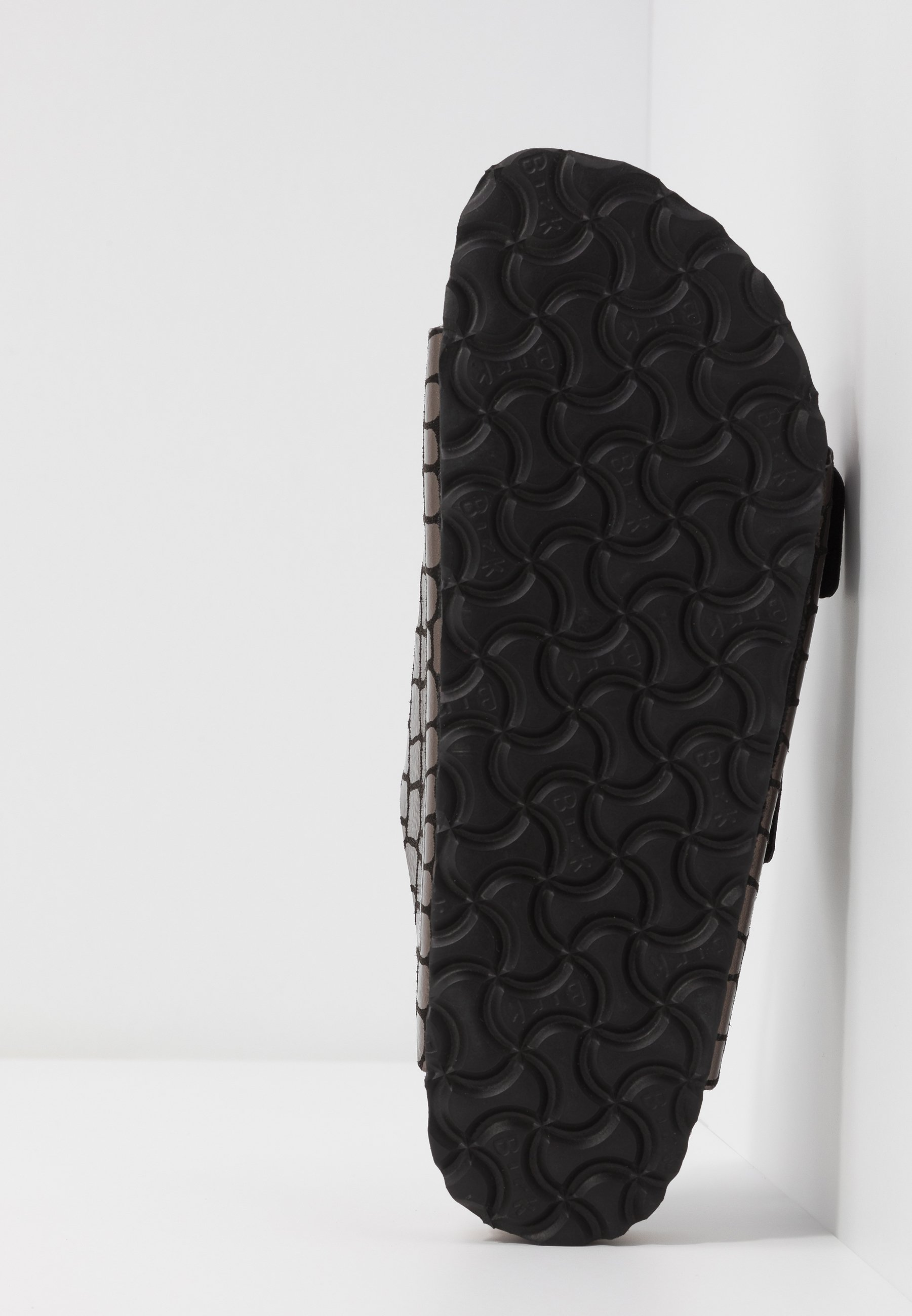 Birkenstock Arizona - Pantoffels Gator Gleam Black 2DhIBZje