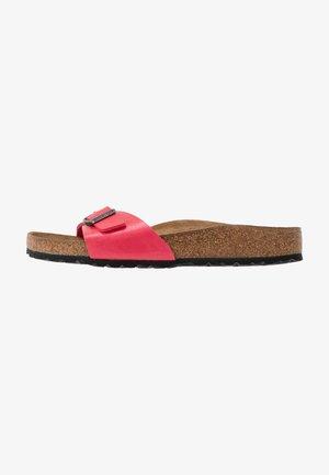 MADRID - Pantofle - graceful raspberry
