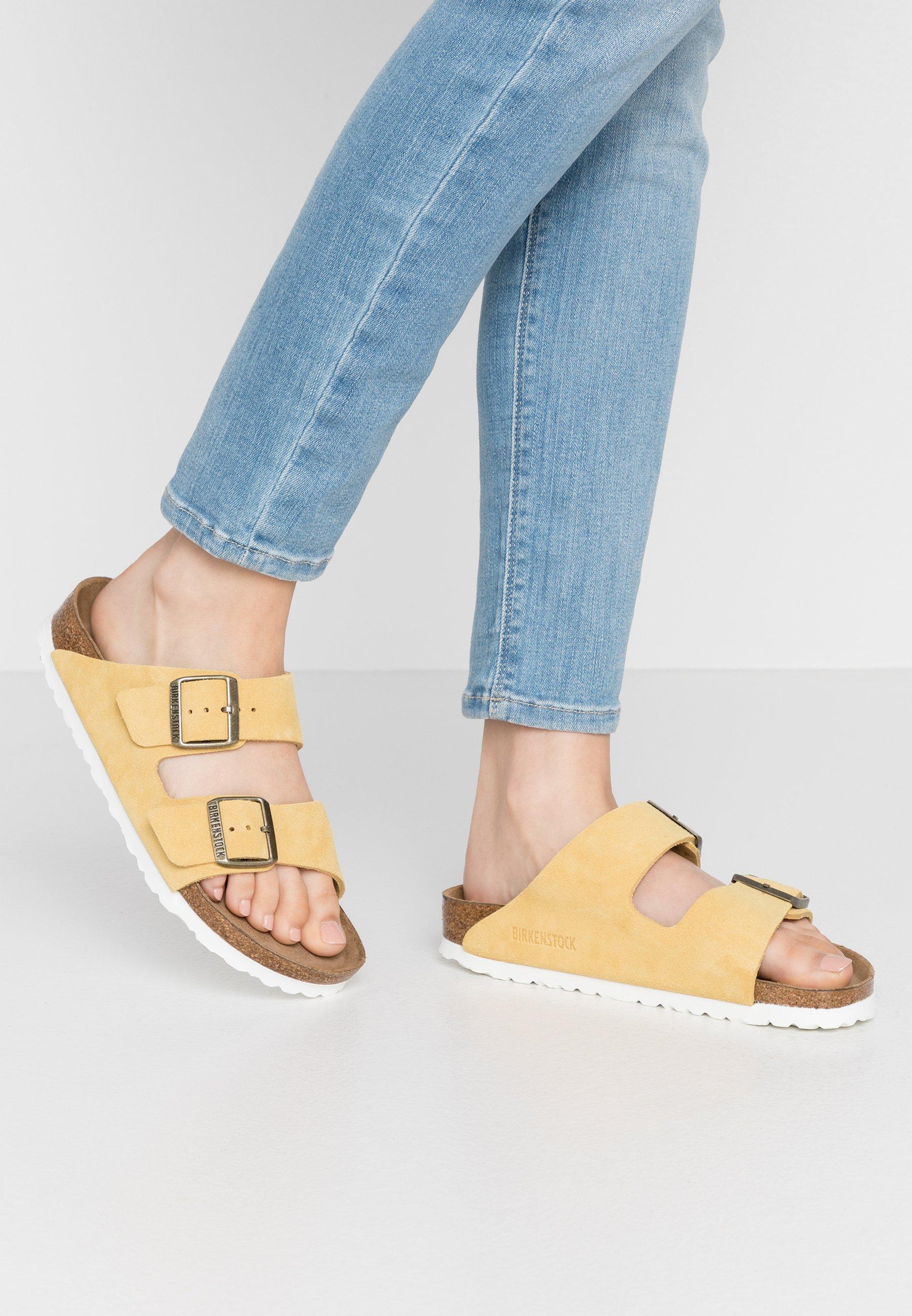 ARIZONA Pantofole ochre