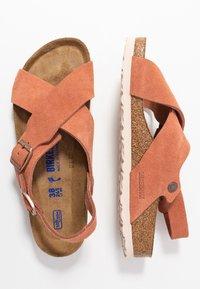 Birkenstock - TULUM - Sandals - earth red - 3